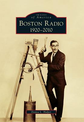 Boston Radio By Halper, Donna L.